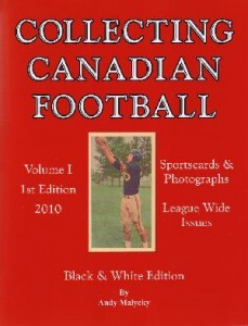 2010 Collecting Canadian Football Vol. 1 price guide