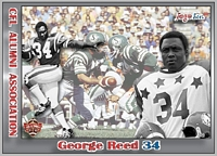 2013 Jogo CFL Alumni Association card #19 George Reed