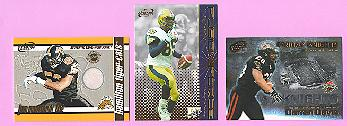 picture of 2003 Pacific Atomic CFL football cards