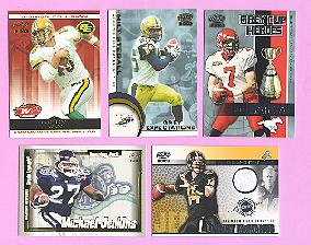 picture of 2004 Pacific CFL football cards