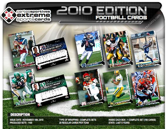 2010 Extreme CFL cards
