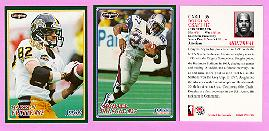 picture of 1998 Jogo CFL football cards