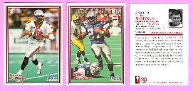 picture of 1999 Jogo CFL football cards