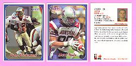 picture of 2003 Jogo CFL football cards