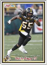2011 Jogo CFL  players  cards