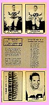 picture of 1962 Topps CFL football cards