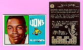 picture of 1964 Topps CFL football cards