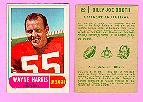picture of 1968 OPC CFL football cards