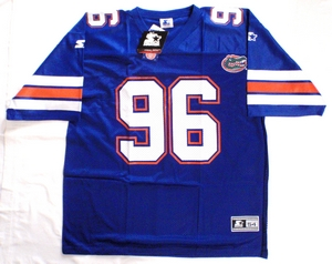 Florida Gators NCAA replica football jersey