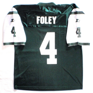 New York Jets  NFL replica football jersey back