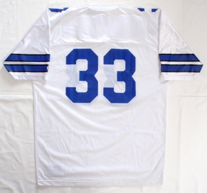 Dallas Cowboys  NFL throwback football jersey back