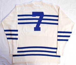 1931-32 Toronto Maple Leafs heritage replica hockey jersey