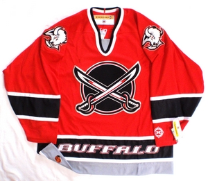 Buffalo Sabres semi-pro hockey jersey