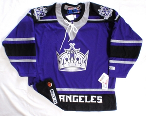 Los Angeles Kings semi-pro hockey jersey