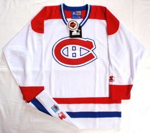 Montreal Canadiens semi-pro hockey jersey