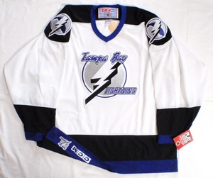 Tampa Bay Lightning semi-pro hockey jersey
