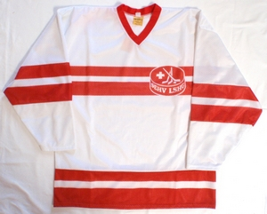 Switzerland hockey jersey
