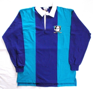 Anaheim Mighty Ducks rugby jersey