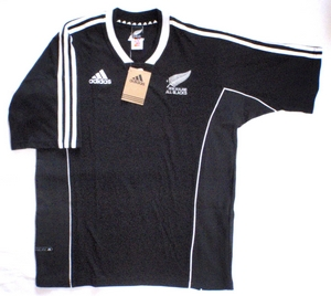 New Zealand All Blacks training top
