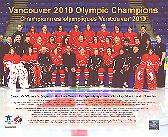 2010 Team Canada Women's Hockey formal shot