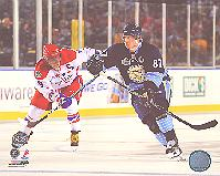 2011 NHL Winter Classic - Ovechkin vs Crosby