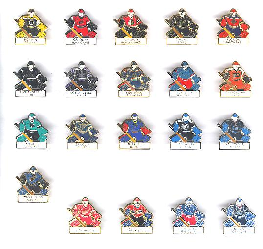 Nhl Goalie Pin Nhl Hockey Goalie Pins Nhl Goalie Mask Pin Nhl