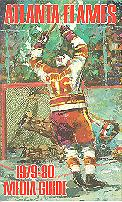 1979-80 Atlanta Flames Media Guide