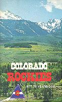 1977-78 Colorado Rockies Media Guide