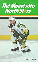 1984-85 Minnesota North Stars Media Guide