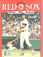 Pub 3859 - 1980 Boston Red Sox Official Yearbook