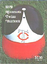 Pub 3875 - 1979 Minnesota Twins Yearbook