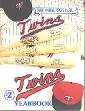 Pub 3877 - 1981 Minnesota Twins Yearbook