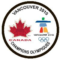 2010 Vancouver Champions Olympiques (French version)