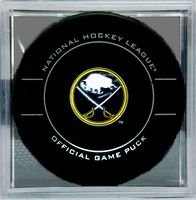 2010-2011 Buffalo Sabres official game puck