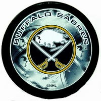 2010-2011 Buffalo Sabres Shadow puck