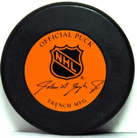 Sher-Wood NHL Official Team Game Puck | Total Hockey Equipment