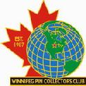 Winnipeg Pin Collectors Club pin